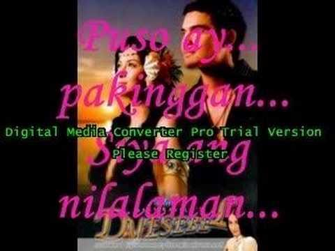 Dyesebel Siya na nga Kaya with lyrics