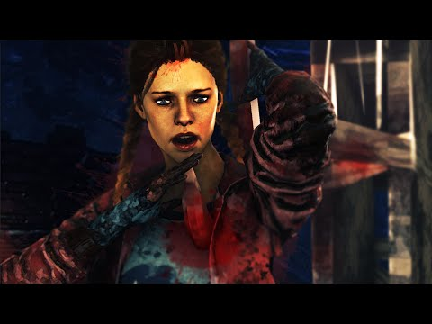 Dead By Daylight - MY GIRLFRIEND IS A BIG BABY!! (Dead By Daylight Gameplay)