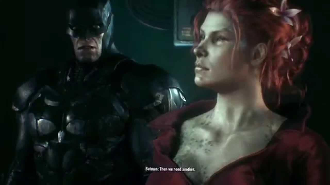 Poison Ivy, Batman: Arkham Knight, Video games Wallpapers