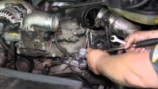 Ford 6.0 Powerstroke EBP Sensor and Pigtail Replacement