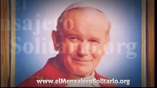 Entrevista al espiritu del Papa Juan Pablo II