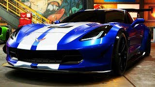 CORVETTE GRAND SPORT - Need for Speed: Payback - Part 55