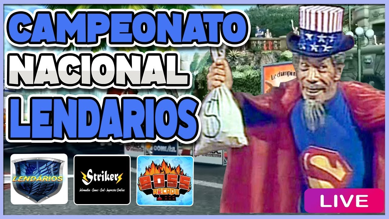 ►CAMPEONATO LENDÁRIOS►TGR/FELIPE MASSA VS K2KIM ►FT20