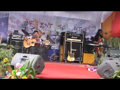 Eeeaa Ihsan cover Coboy Junior acoustic