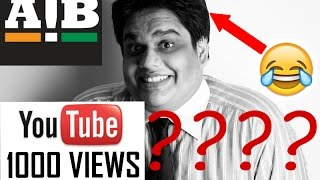 AIB : Tanmay Bhat Finally Reveals The Income Of All India Backchod Earning On 1000 Views AIB Salary