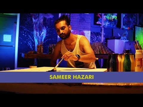 Sameer Hazari | Visual Artist | Love Letters To India | Unique Stories From India