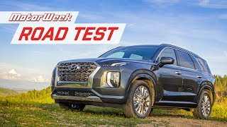 2020 Hyundai Palisade | MotorWeek Road Test