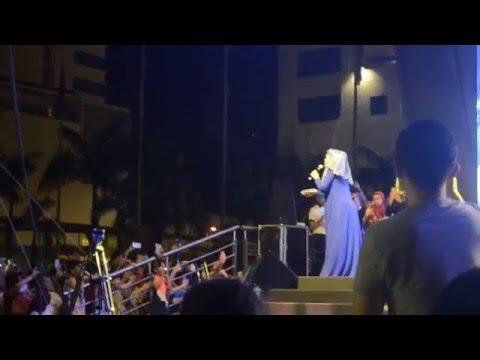 Shila Amzah - Xiang Ni De Ye Live #visitsibu2017