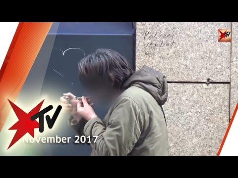 Razzia im Frankfurter Bahnhofsviertel: Hat sich was verbessert? Die ganze Reportage | stern TV