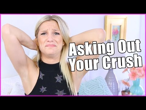 ASKING YOUR CRUSH ON A DATE  Chelsea Briggs  Hollywire