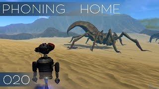 Phoning Home [020] [Riesen Skorpione [Let's Play Gameplay Deutsch German] thumbnail