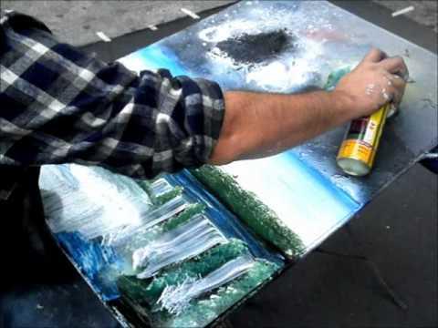Bento Voj - Amazing Chilean Artist