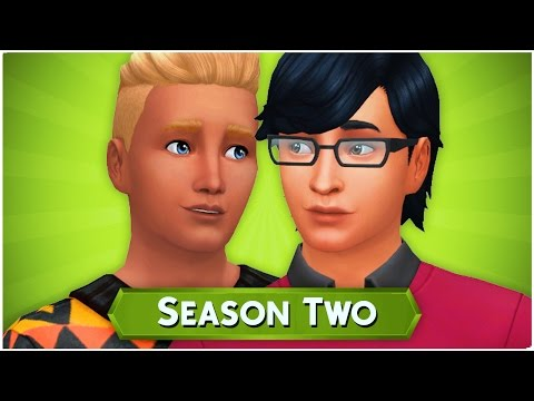 Let's Play the Sims 4: S2 (Part 28) Date Night!