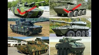 Philippine Army modernization: Light/medium tank & Wheeled FSV Acquistion