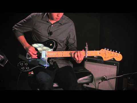 "cos electric guitar rhythm tutorial for ""we shine"" by steve fee"