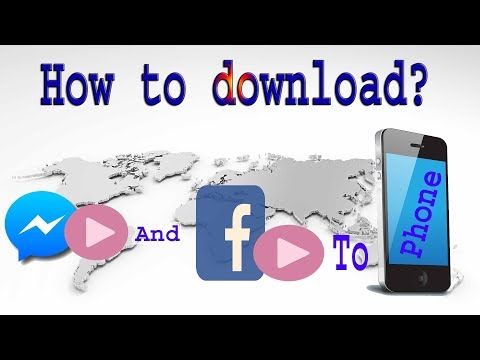 How to Download Videos from Messenger & Facebook App