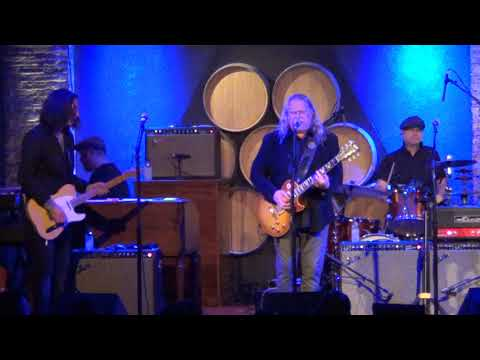 The Gala For Gregg @ The City Winery 1/24/18 Just Another Rider