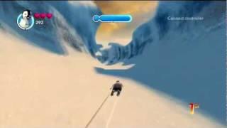 Happy Feet 2 - penguin race gameplay - gram.pl