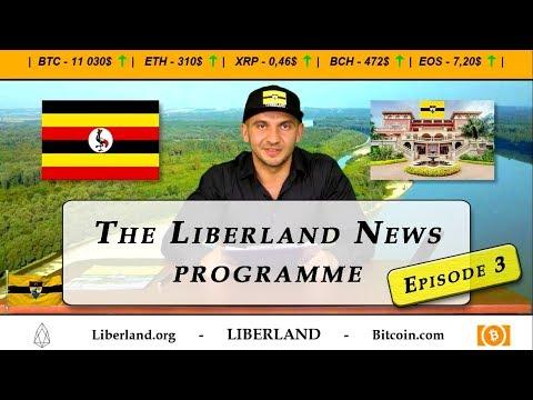 Program Informacyjny Liberland - The Free Republic Of Liberland News Programme - Episode 3