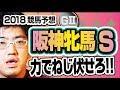 【競馬予想】 2018 阪神牝馬ステークス 力でねじ伏せろ!!