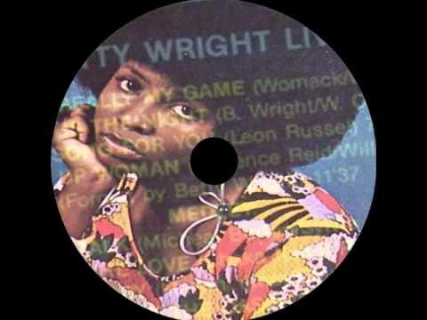 Betty Wright-Album live 1978 part 2.wmv