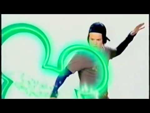 You're Watching Disney Channel! Ident  Justin Bradley