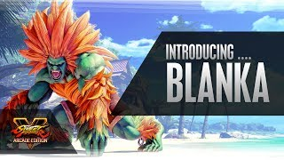 SFV: Character Introduction Series - Blanka