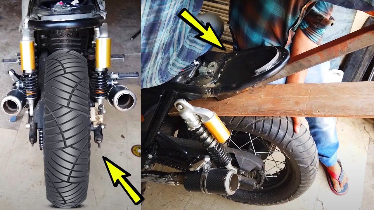 How we build Shorty Tail Modification अब ज्यादा मज़ा आएगा