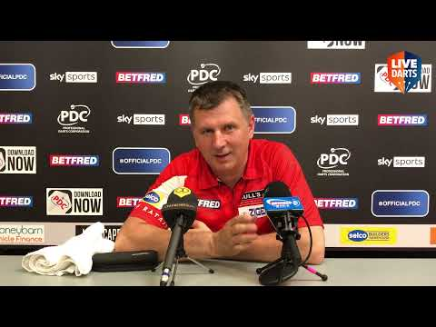 """Krzysztof Ratajski: """"There are maybe ten players who could win this and I am one of them"""""""