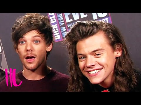 One Direction Reveals Which Celeb They Want To Party With - INTERVIEW