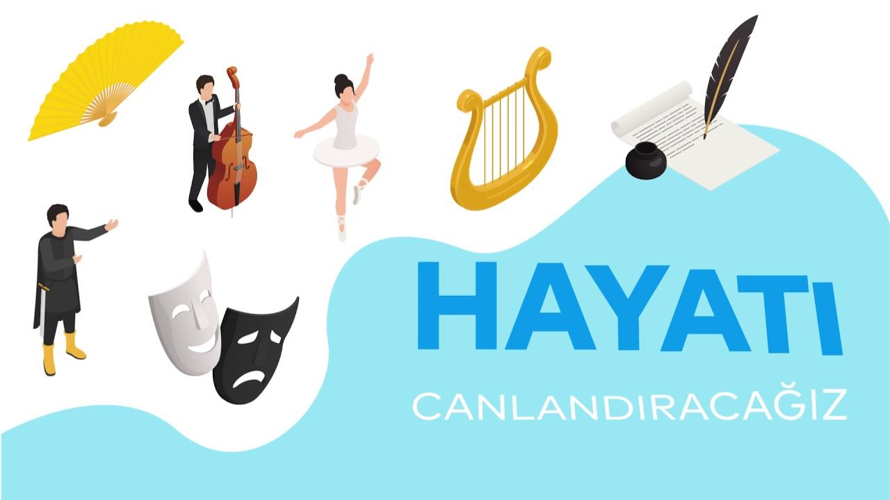 Kültür ve sanat dolu bir İstanbul için- ekrem imamoğlu