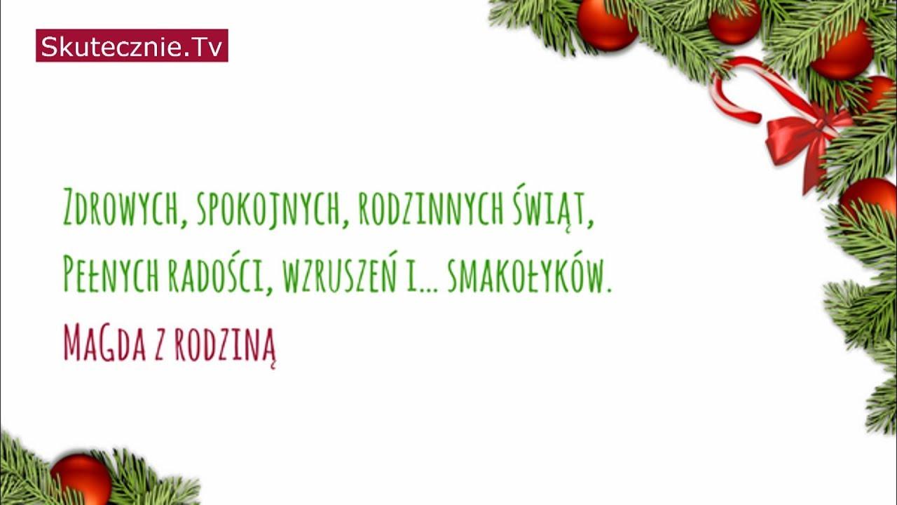 Zdrowych i spokojnych świąt :: Skutecznie.Tv [HD]