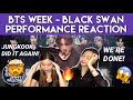 BTS WEEK 'BLACK SWAN' PERFORMANCE THE TONIGHT SHOW JIMMY FALLON | REACTION JUNGSHOOK!!! 🤯🔥