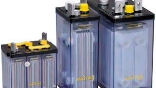 Лужні акумуляторні батареї: особливості експлуатації
