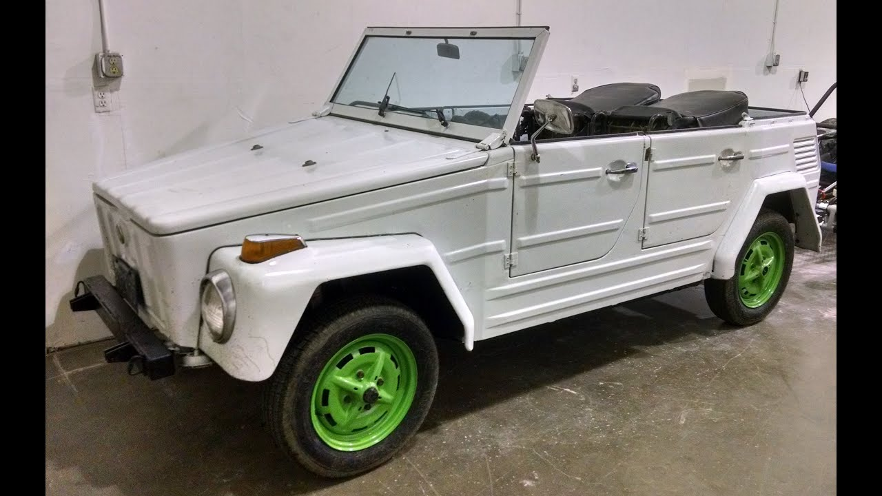 Electric Vw Thing Episode 1