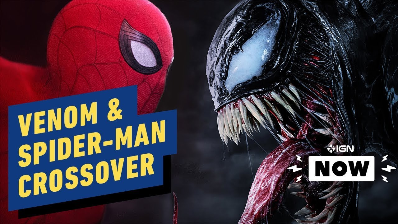 El director de Venom dice que Sony lidera el crossover con Spider-Man + vídeo