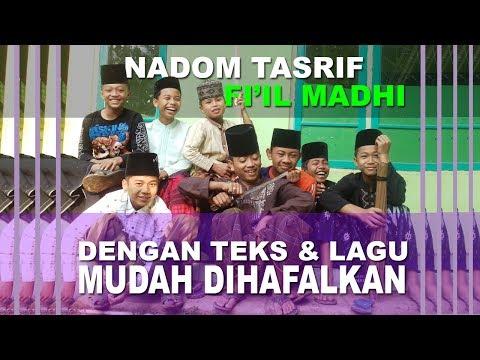 NADHOM TASRIF FI'IL MADHI (Musik dan Lagu ala Pesantren)