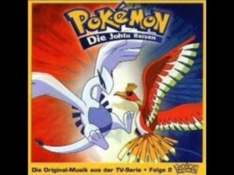 Pokémon - Die Johto Reisen Soundtrack Song 1 Pokémon Johto (German/Deutsch)