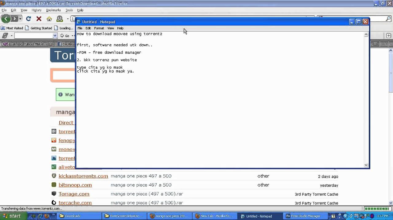 torrentz.com download software