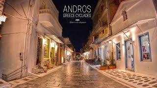 Άνδρος Greece Cyclades