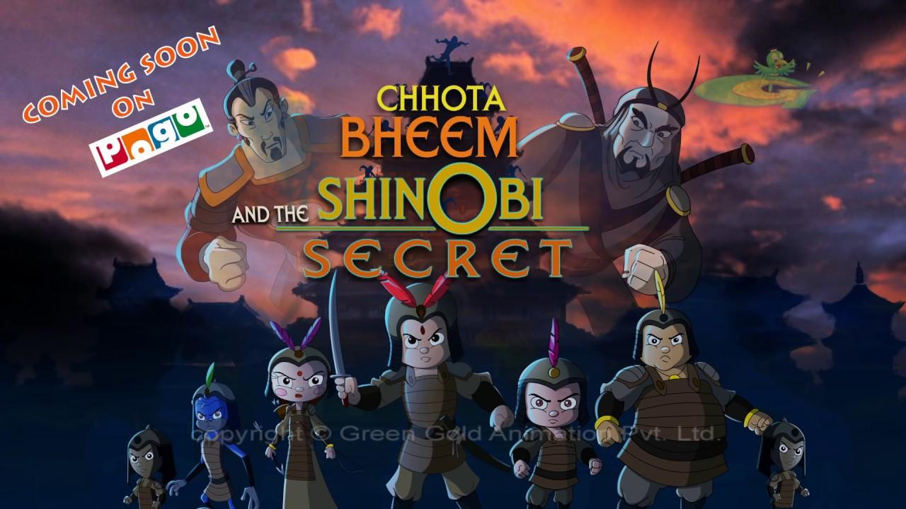 Chhota Bheem and the Shinobi Secret Movie - YouTube