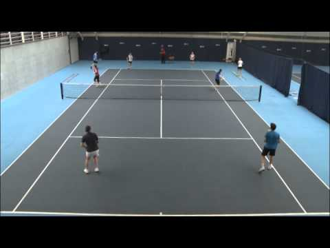 Cardio Tennis - Games - Charge