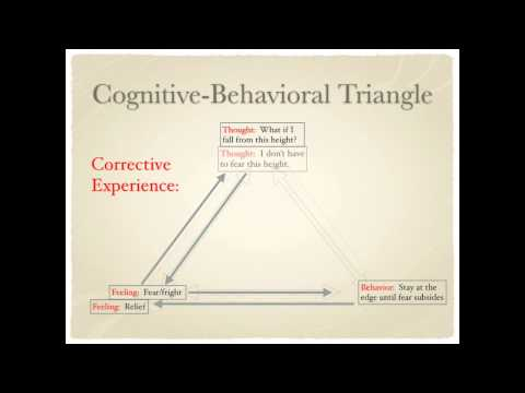 Cognitive Behavioral Triangle