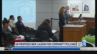 GR budget plan includes adding GRPD officers