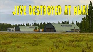 Jive Gets Destroyed at the Northwest Airfield - DayZ Standalone Pvp