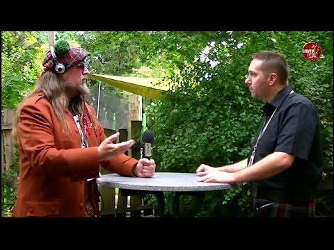 SchottenTV Episode III • Folkival Special 2014 • Andrew Gordon Edition