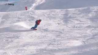 Snowboarden lernen - Carving Turn