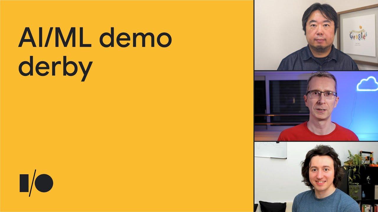 AI/ML Demo Derby | Session