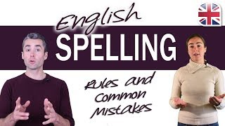 English Spelling Rules - Learn Spelling Rules and Common Mistakes
