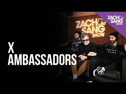 X Ambassadors Talks Joyful, Eminem & Imagine Dragons